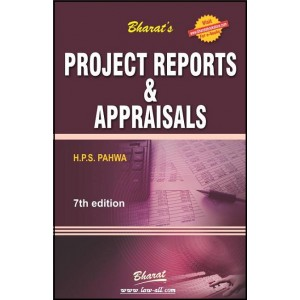 Bharat's Project Reports and Appraisal's by H.P.S. Pahwa